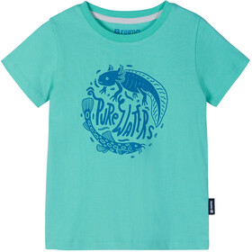 Reima Ajatus T-Shirt Kids, reef green